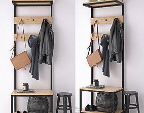 hallway hanger 3D