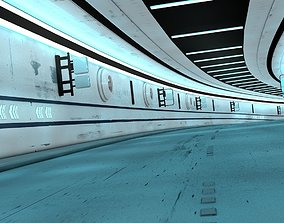 Tunnel 3D part