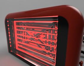 toaster 3D Toaster