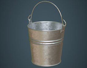 Bucket 1A 3D model