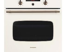 3D model Samsung Retro NV70H3350CE