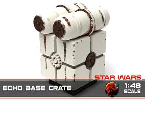 3D print model Star Wars Echo Base Crate 1-48 scale