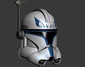 Clone Captain Rex Helmet 3D printable model