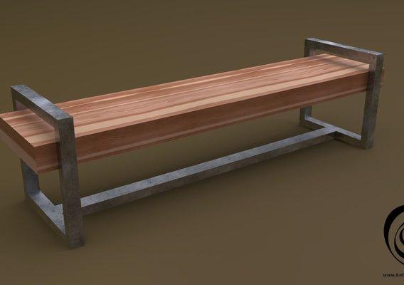 Bench 17 R