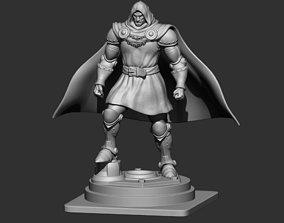 Dr-Doom from marvel Comic 3D printable model