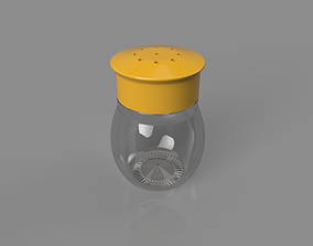 3D print model Shaker Realistic