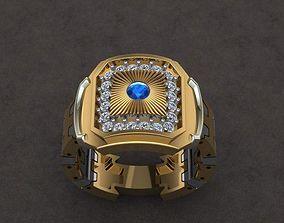 3D printable model Rolex ring No 04