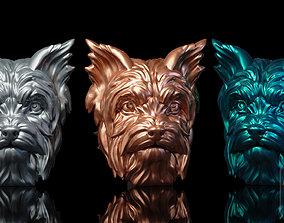 3D printable model Yorkshire terrier