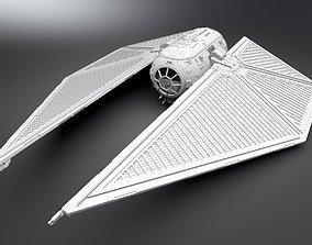 Tie Striker Scale model toy
