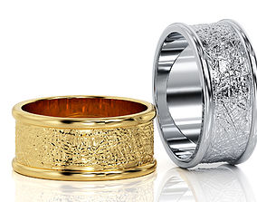 Ring Band R BA 0018 3D print model
