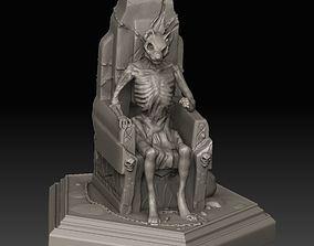 Wolfen Lich for 3D Print