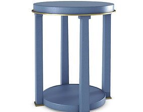Modus side table by Promemoria 3D model