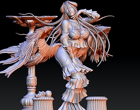 Albedo Overlord 3D printable model