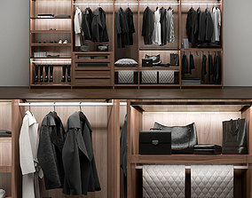 wardrobe Poliform 3D