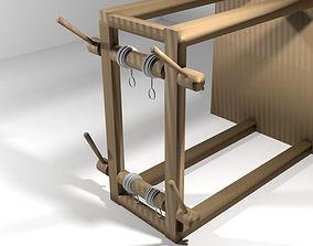 Punishment Device - The Rack 3D model