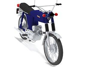 Yamaha Motor Bike 3D