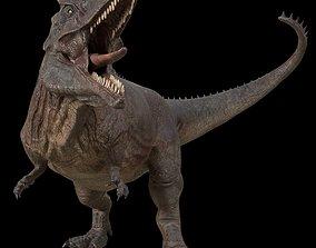 3D model Hybrid Giganotosaurus PBR UE - Unity