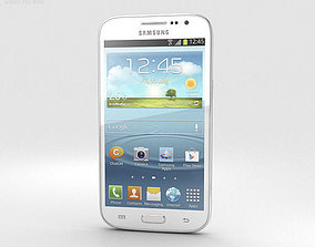 3D Samsung Galaxy Win Ceramic White