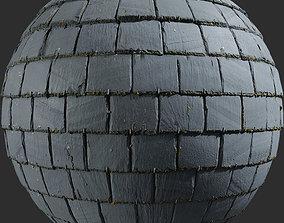 Roofing Textures - 8K CC0 3D model PBR