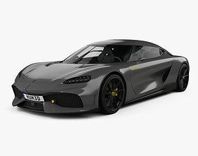 Koenigsegg Gemera 2021 3D