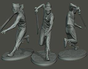 Dancing Coffin Meme C 001 3D printable model