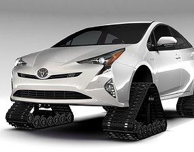 Toyota Prius Crawler 2017 3D model