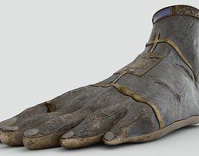 3D asset Nimue Foot