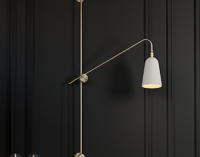 KATY SKELTON - PERRY SCONCE 3D