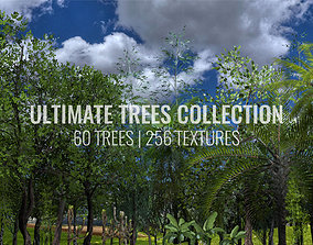 3D asset Ultimate Trees Pack