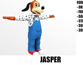 3D asset Jasper