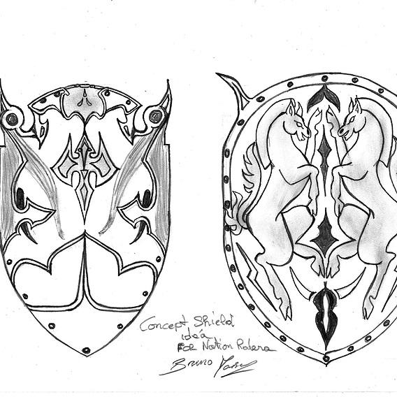 Shield concept