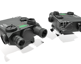 Steiner DBAL-I2 Green or Red visible and IR 3D asset 2