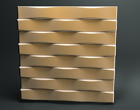3d panel Brick