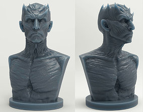 Night King Bust - Game of Thrones 3D printable model