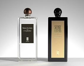 3D model L incendiaire and L orpheline Perfumes