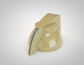 3D Amplifier Knob
