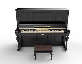 piano 3D furniture