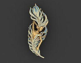 3D printable model Odette necklace