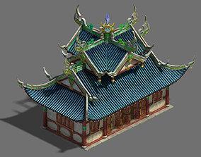 Large City - Palace 03 3D