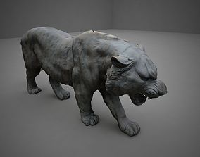 3D Mike the Tiger