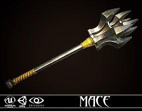 3D model Mace 05