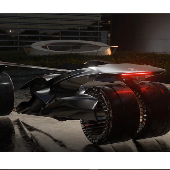 Buggy Car Concept