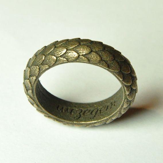 Wizegem 3D printed jewelry