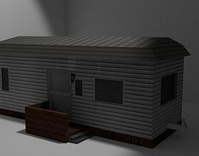 Trailer Park House 3D model