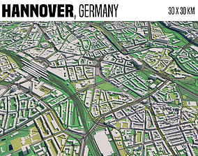 3D model Hannover