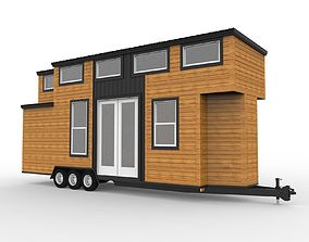 Tiny House 3D model amplifiedtinyhouse