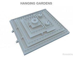 3D Hanging Gardens of Babylon