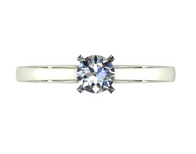 Jewelry Wedding Ring 4 3D printable model