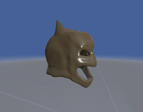 3D print model Batman Mask V2