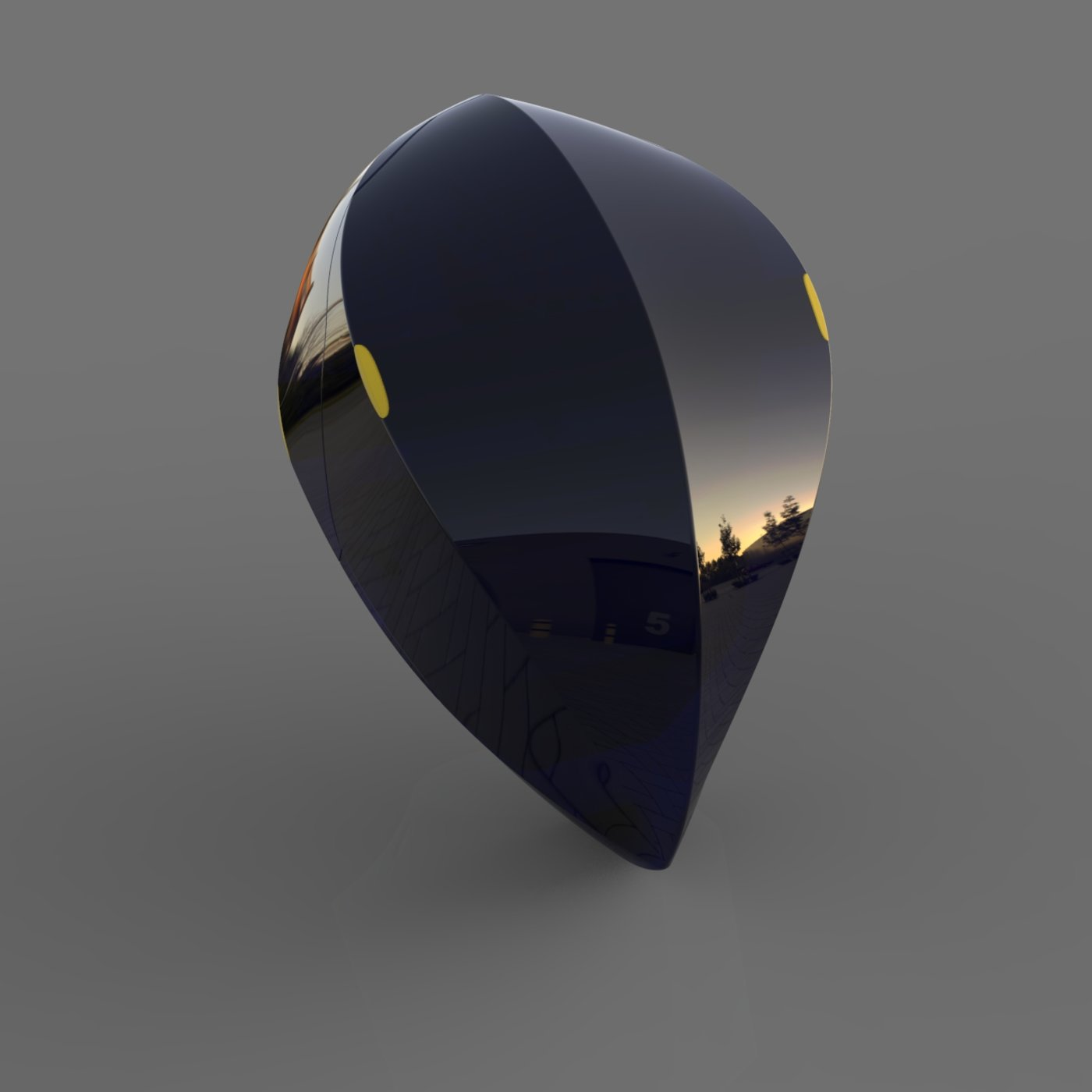 Rinzler Helmet Tron